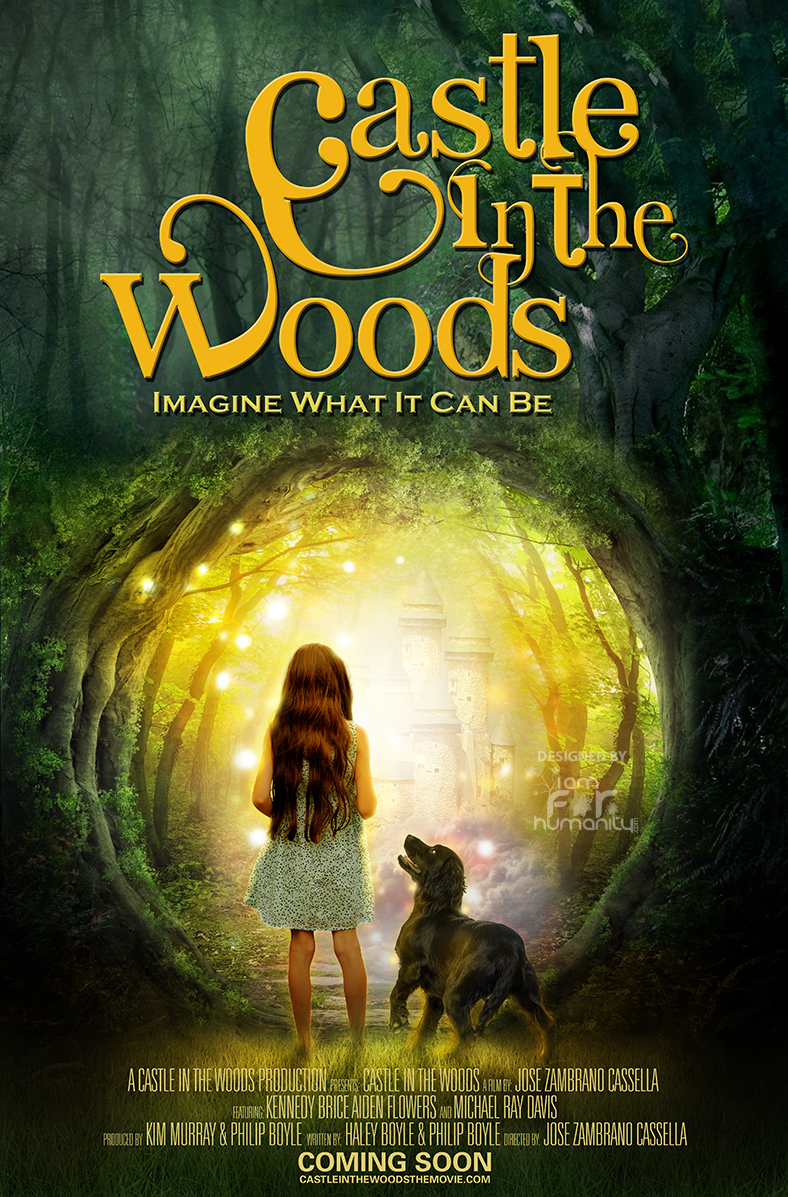 Castle In The Woods Movie Poster