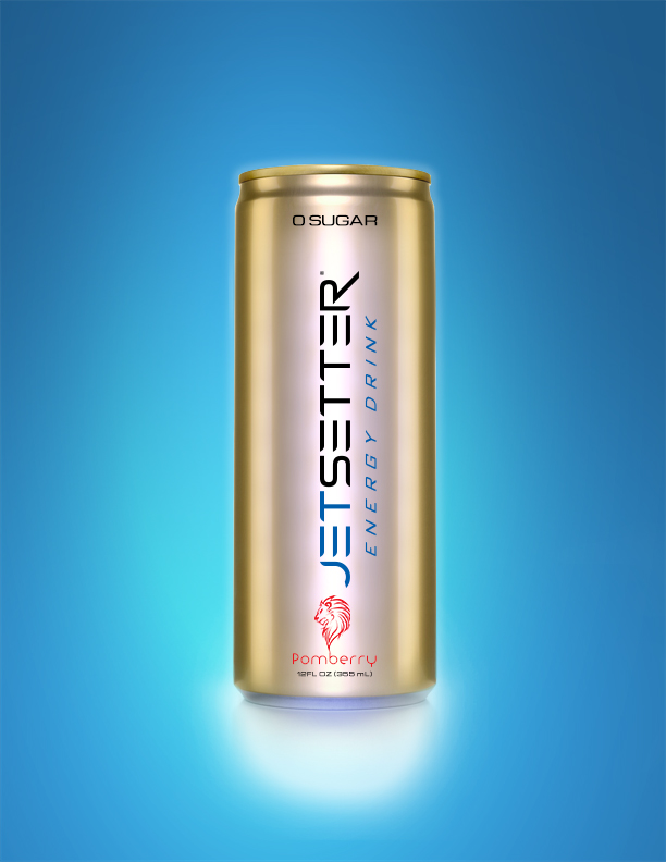 Jetsetter Energy Drink
